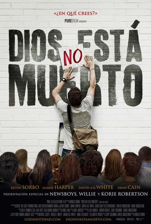 Dios No Esta Muerto (2014) [DVDRip] [Latino] [1 Link] [MEGA]